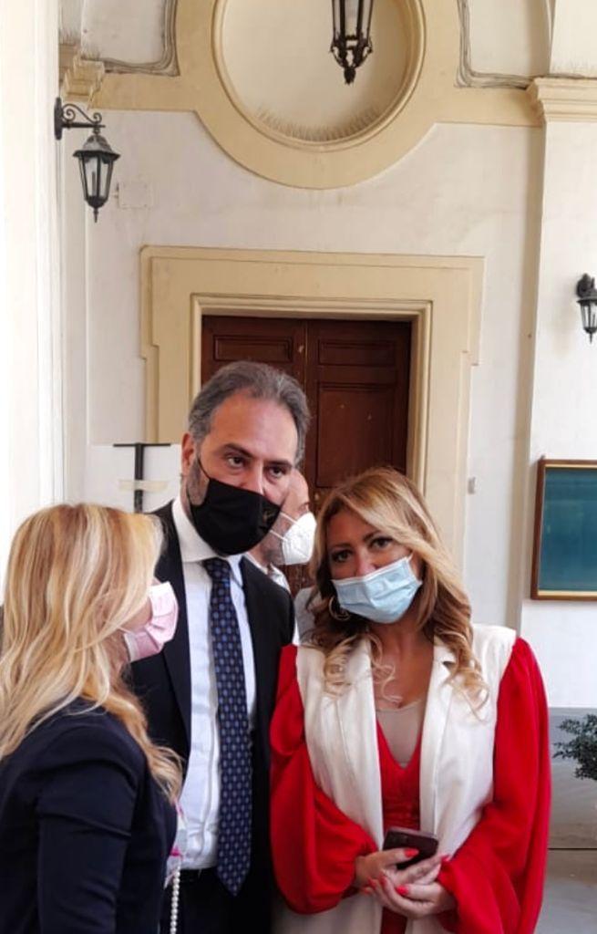 Ds Prof. Avv Simona Sessa - Dott. Catello Maresca - Prof. M. Romano