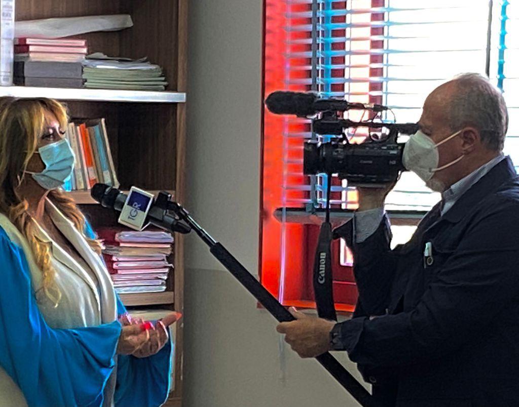 La Ds. Prof. Avv. Simona Sessa intervistata da Rai 3
