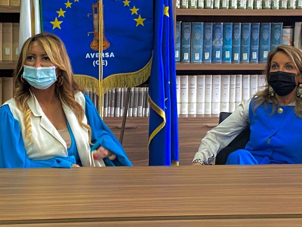 La Ds. Prof. Avv. Simona Sessa - Dott.ssa Raffaela Pignetti