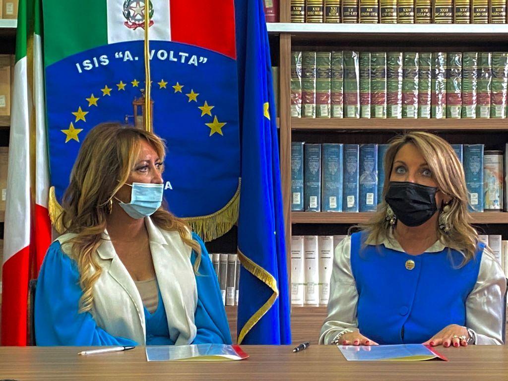 La Ds. Prof. Avv. Simona Sessa e Dott.ssa Raffaela Pignetti