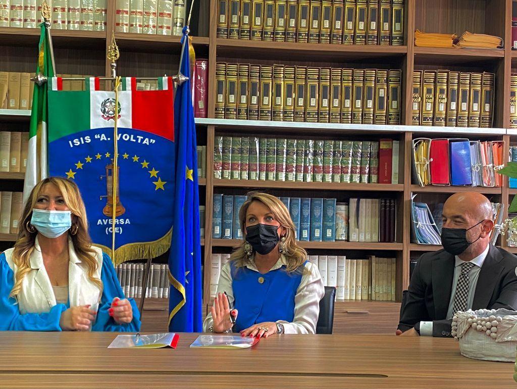 La Ds. Prof. Avv. Simona Sessa - Dott.ssa Raffaela Pignetti - Avv. Fabbozzi