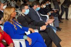 DS Prof.ssa Avv. Simona Sessa -  Ten. Col. Donato D'Amato - Sindaco Dr. AlfonsoGolia